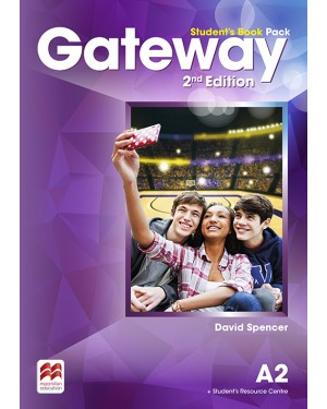 GATEWAY 2ND EDITION STUDENT'S BOOK PACK W/WORKBOOK-A2